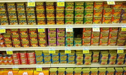 All the Many Flavors of Hawaiian Spam