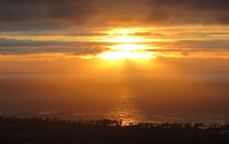 sunrise sleeping giant Kauai HI (15)