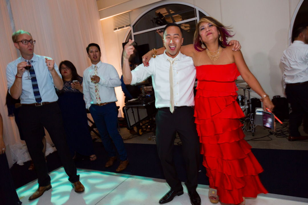 Dance floor shennaningans