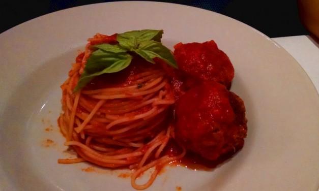 Eating Las Vegas' Trattoria Reggiano Italian