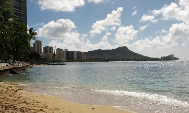 Exploring Honolulu's Central Waikīkī Beach Area
