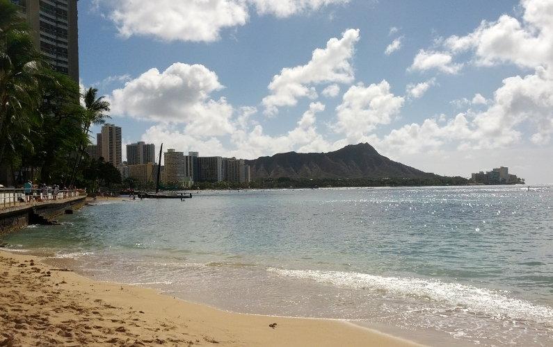 Exploring Honolulu's Central Waikīkī Beach Area