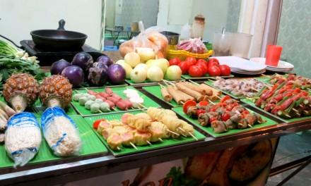 Hanoi Street Food Night Tour
