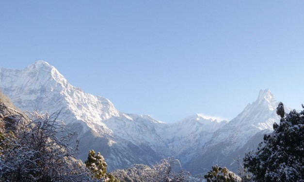 Nepal: Mr Lee's Journey to the Roof of the World