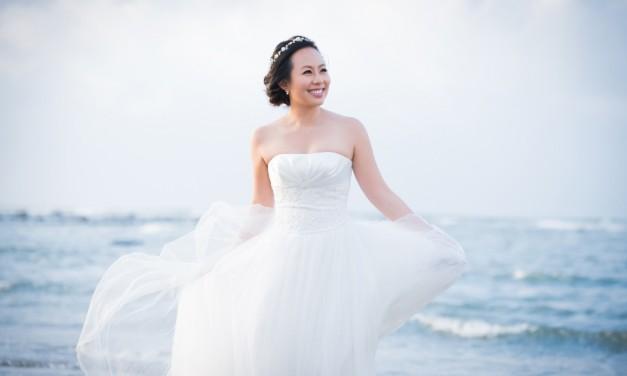Ching Hua Bridal Art Studio Outfits