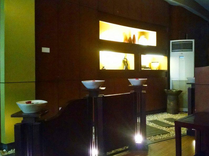 SF Spa Interior Hanoi