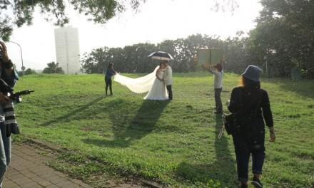 Ching Hua Bridal Art Studio Photo Shoot