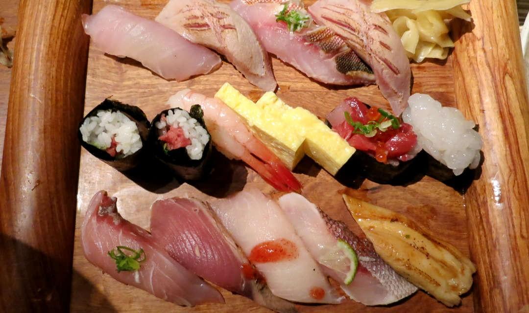 Taipei's Sushi Addiction Aquatic Development