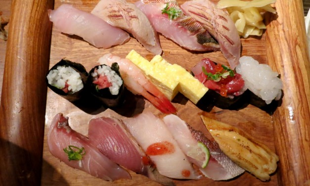 Taipei's Sushi Addiction Aquatic Development