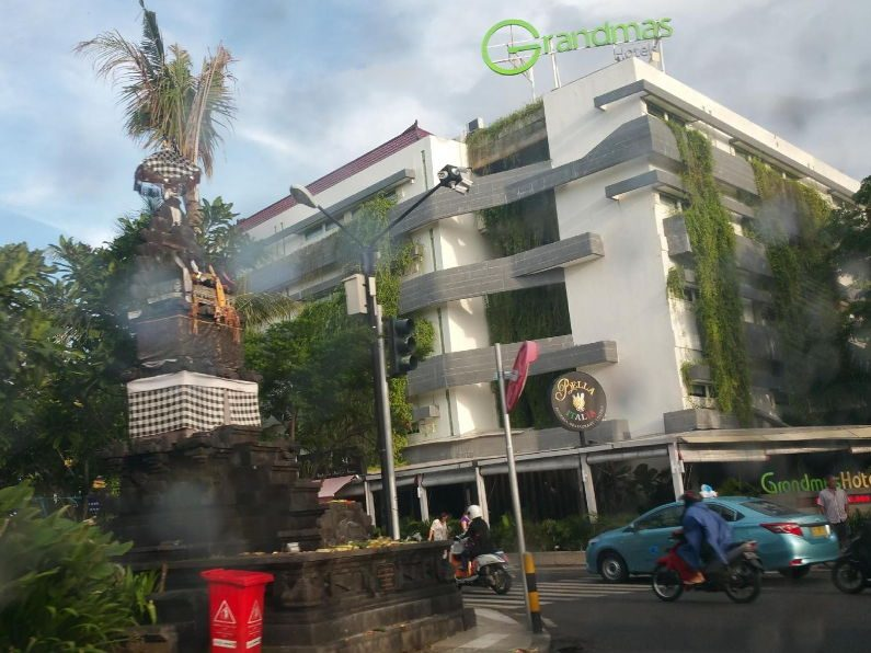 Grandmas Hotel in Bali