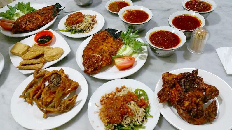 Ibu Oka Balinese Restaurant