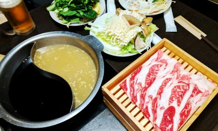 Epic All-You-Can-Eat Hot Pot Wagyu at Nabezo Tokyo
