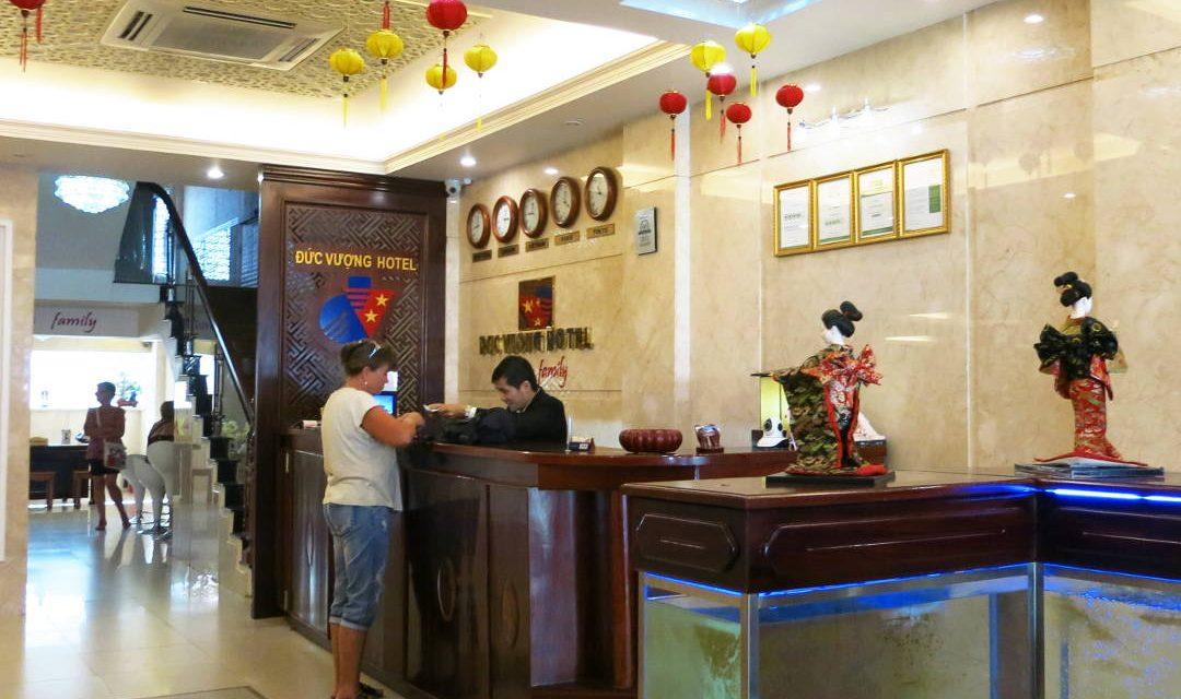 Great Stay at HCMC's Duc Vuong Hotel