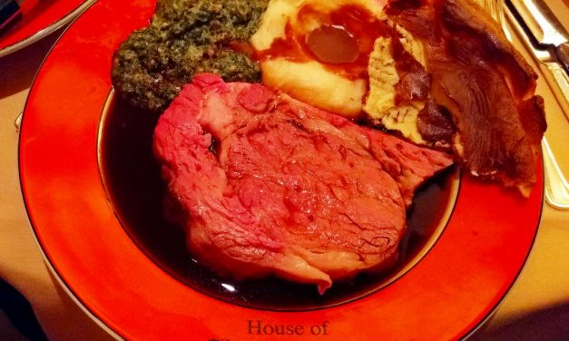 There's ONE and Only One House of Prime Rib
