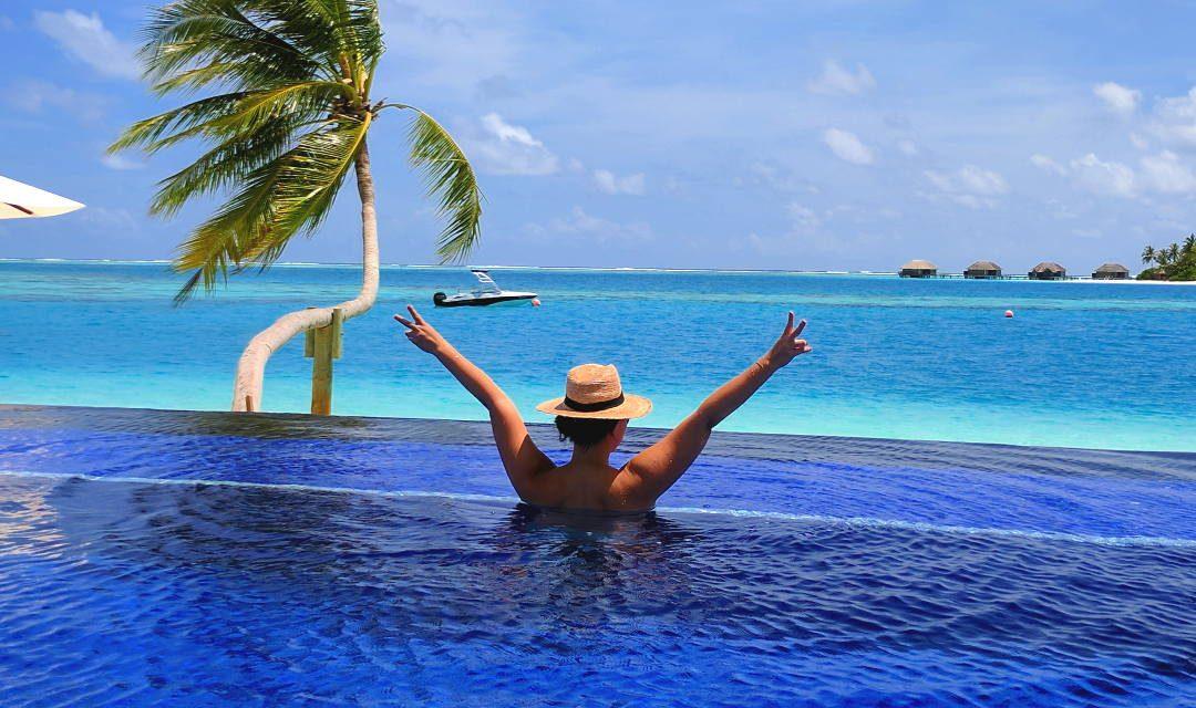 Back Again at the Magnificent Conrad Maldives
