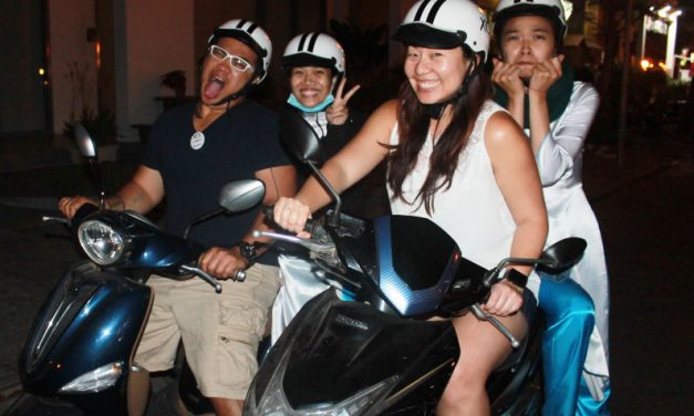 Food and Scooters Through Saigon with XO Tours