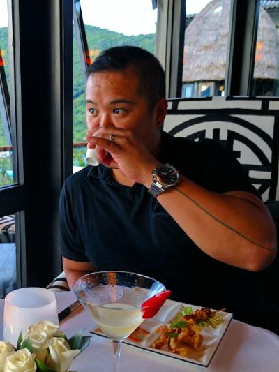 JM at the Intercontinental Da Nang Happy Hour