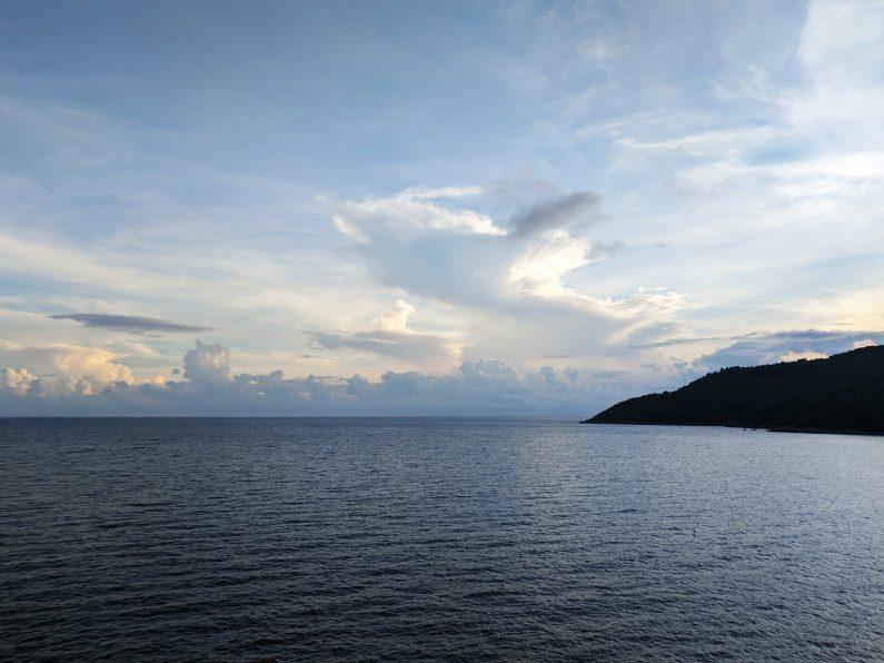 Ocean View at the Intercontinental Da Nang Beach