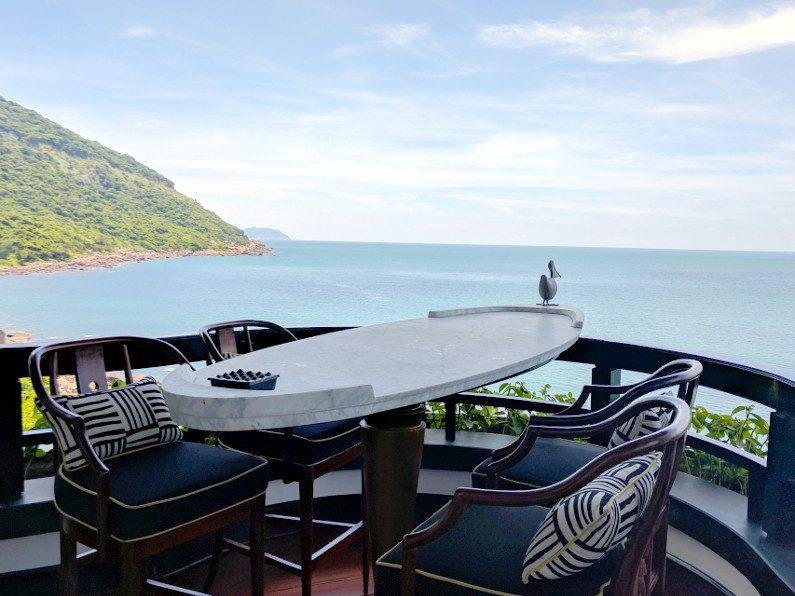 Suite Terrace at the Intercontinental Da Nang