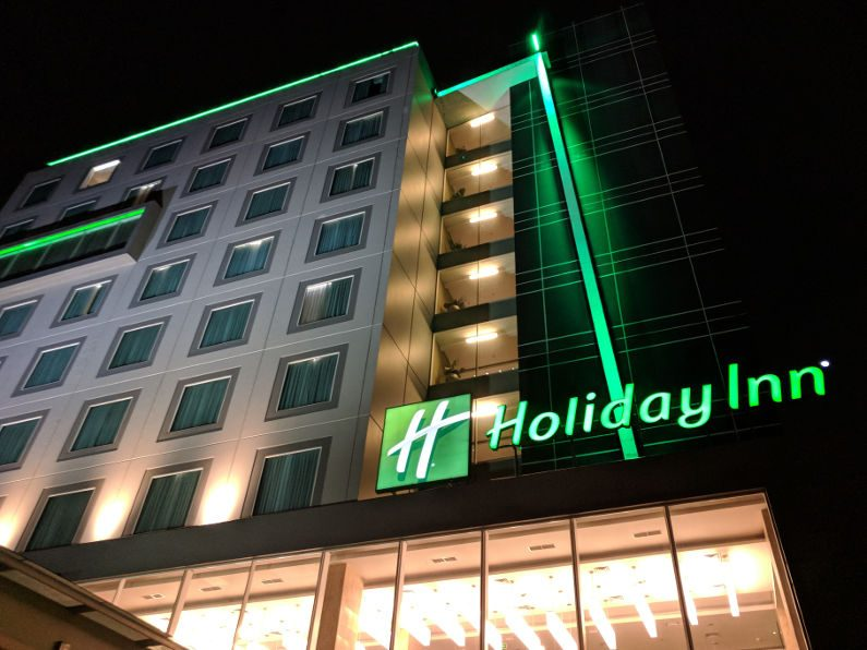 Holiday Inn Pasteur Exterior in Bnadung Indonesia
