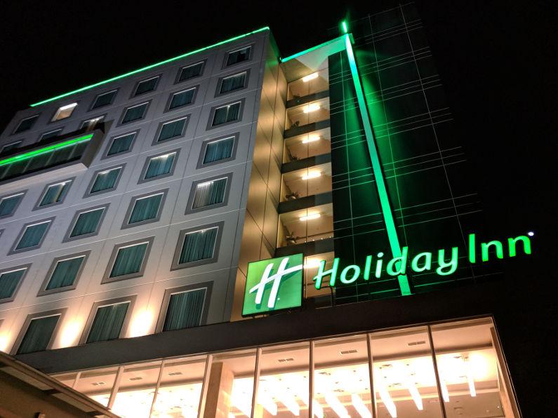 First Night at the Holiday Inn Bandung Pasteur