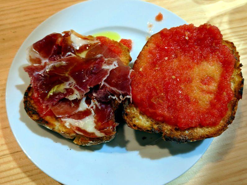Casa Dani Ham Sandwich