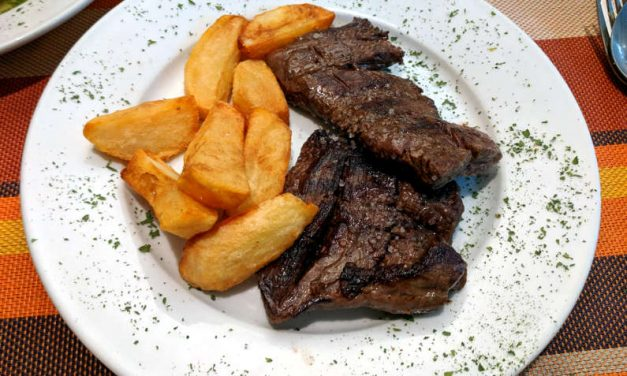 Bite into Madrid's Traditional Dishes at El Alambique