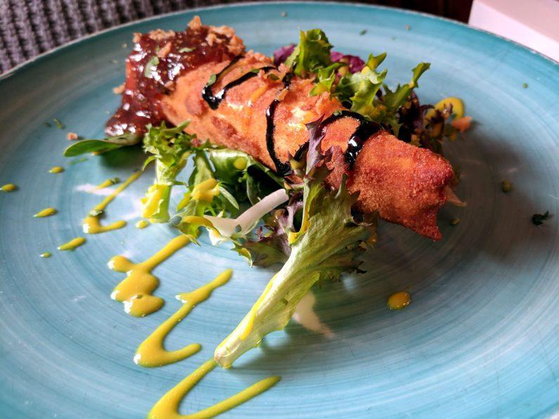 La Tragantúa Salad