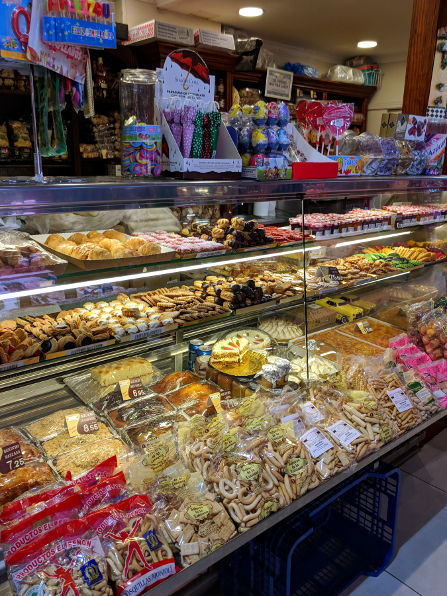 Mercado de la Paz Sweets