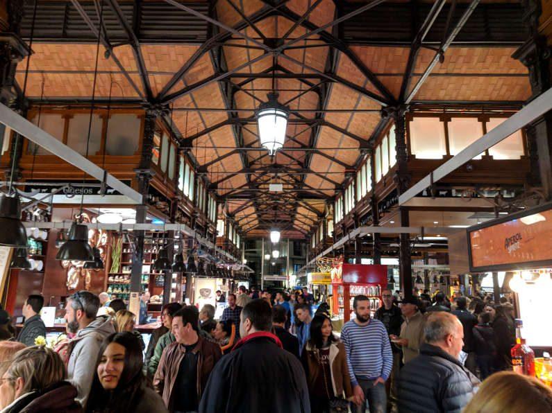 San Miguel Market Inside 03