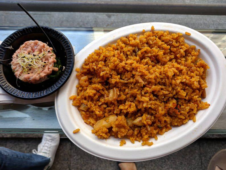 San Miguel Market Paella 02