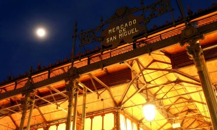 Eat All of Madrid at Mercado de San Miguel