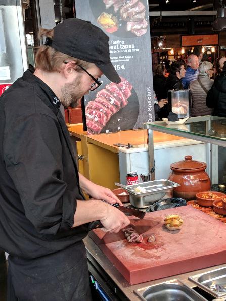 San Miguel Market Steak Chef