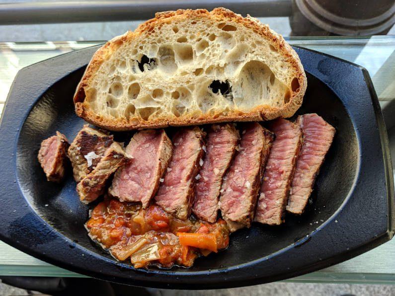 San Miguel Market Steak Plate 02