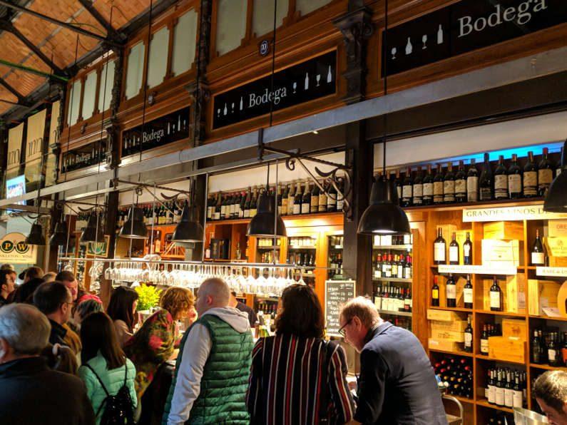 San Miguel Market Wine