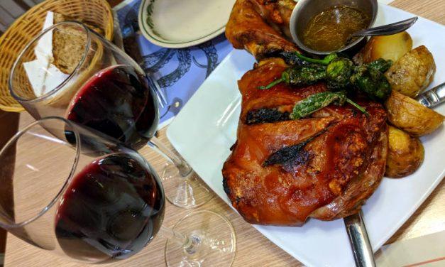 Great Menu del Dia at a Great Price in Madrid's TERRAMUNDI