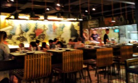 Drink Singapore Cocktails at Neon Pigeon