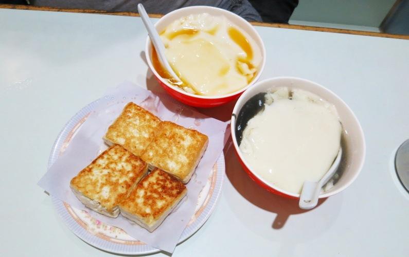 Eat Hong Kong Tofu at Yan Wo Dou Bun Chong