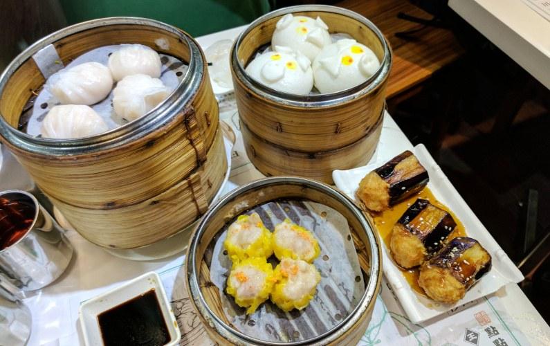 Eat Hong Kong Dim Sum at Dim Dim Sum
