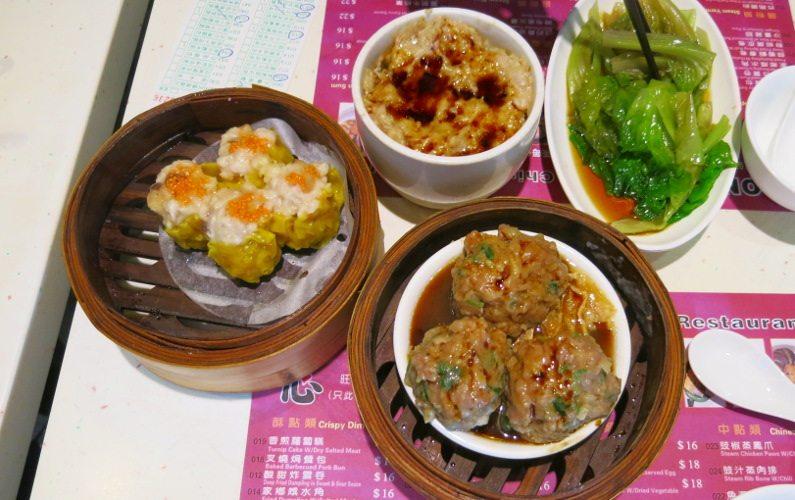 Eat Hong Kong Dim Sum at One Dim Sum
