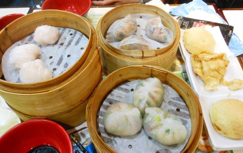 Assorted Dim Sum Tim Ho Wan Hong Kong China 02
