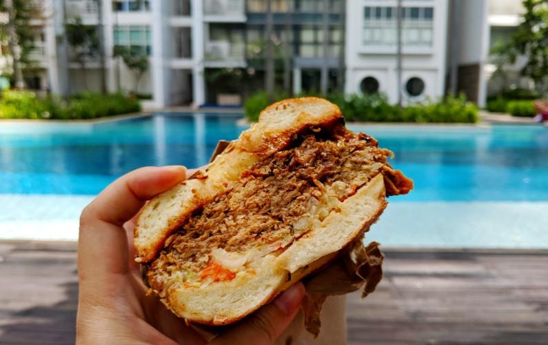 Eat Tanjong Pagar Bagels at Two Men Bagel House