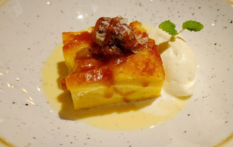 Bread Pudding The Bird Southern Table Singapore