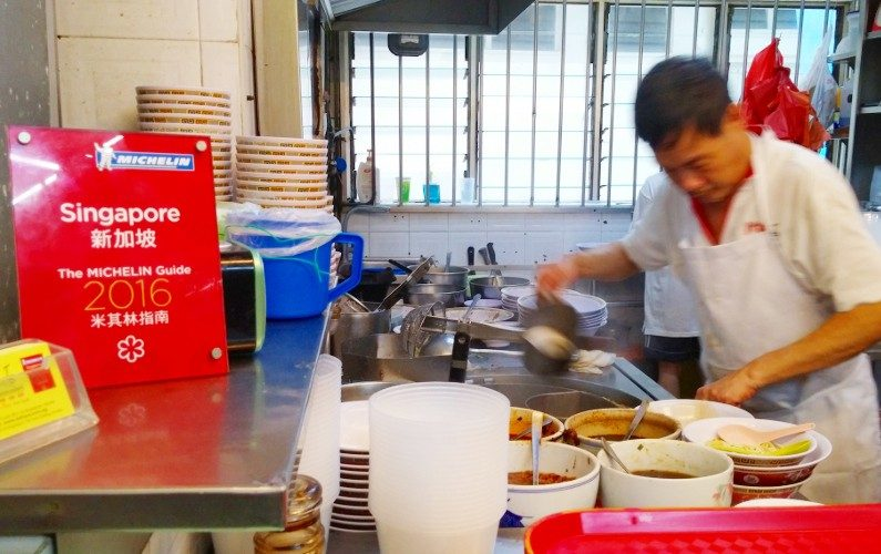 Chef at Work Hill Street Tai Hwa Singapore