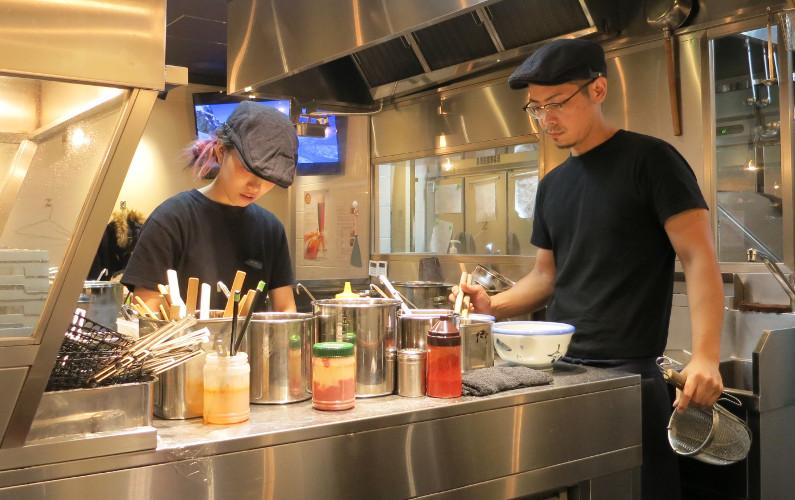 Chefs AFURI Roppongi Tokyo Japan