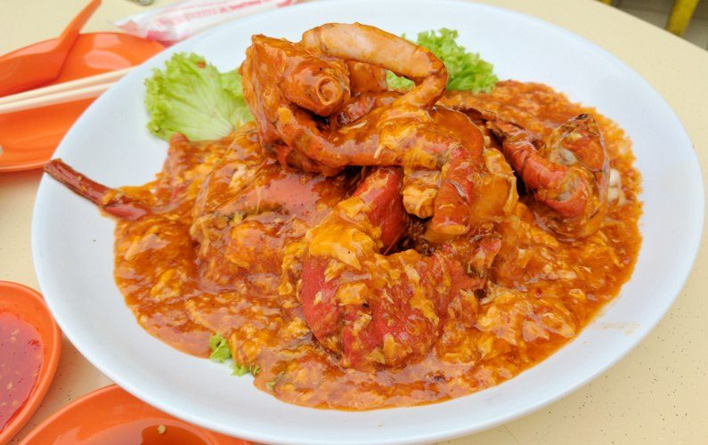 Chili Crab Keng Eng Kee Singapore