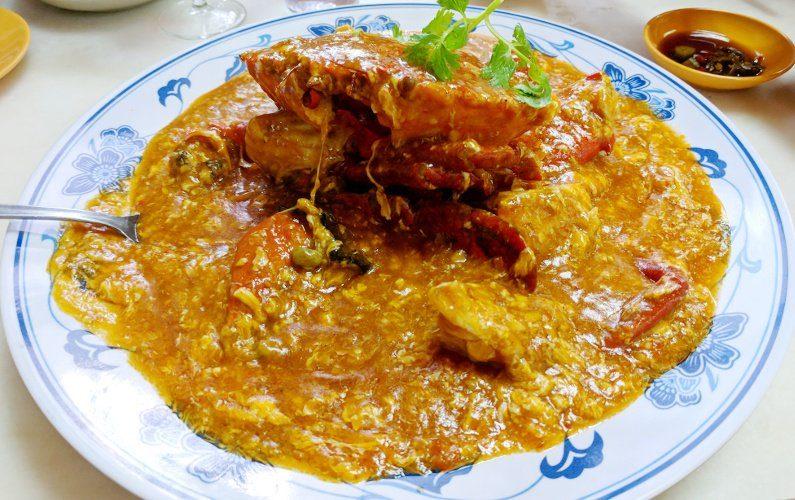 Chili Crab New Ubin Singapore