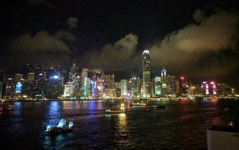 Cistyscape Yan Toh Heen Hong Kong China