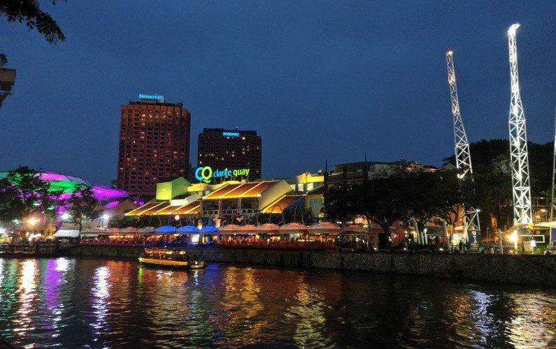 Clark Quay Song Fa Singapore