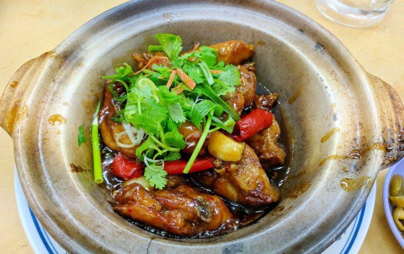 Claypot Kok Sen Singapore